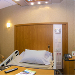 Wellness Environments Complete Patient Rooms